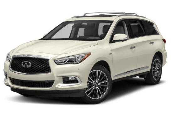 2016 Infiniti QX60 Hybrid Owners Manual and Concept