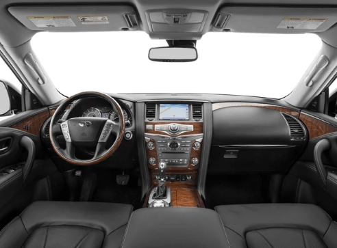 2016 Infiniti QX80 Interior and Redesign