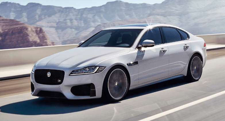 2016 Jaguar XF Concept and Owners Manual