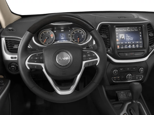 2017 Jeep Cherokee Interior and Redesign