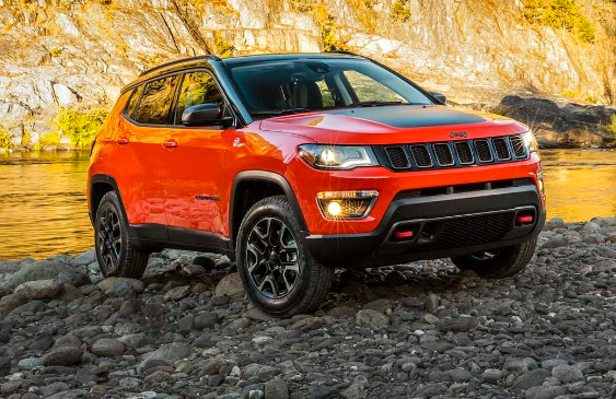 2017 Jeep Compass Owners Manual and Concept