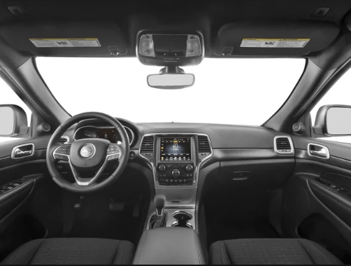 2017 Jeep Grand Cherokee Interior and Redesign