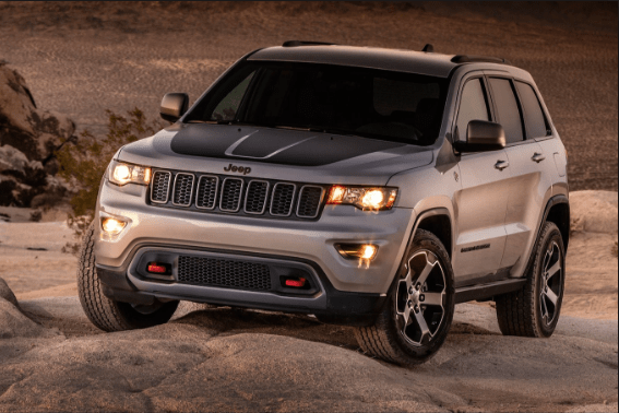 2017 Jeep Grand Cherokee Owners Manual and Concept