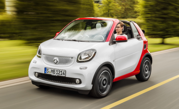 2017 Smart ForTwo Owners Manual