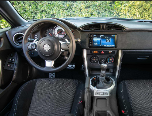 2017 Toyota 86 Interior and Redesign