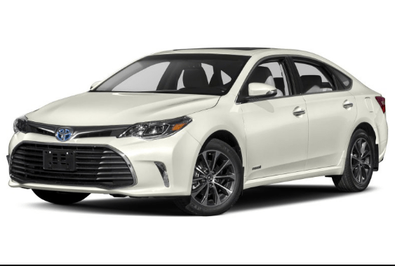 2017 Toyota Avalon Hybrid Owners Manual and Concept