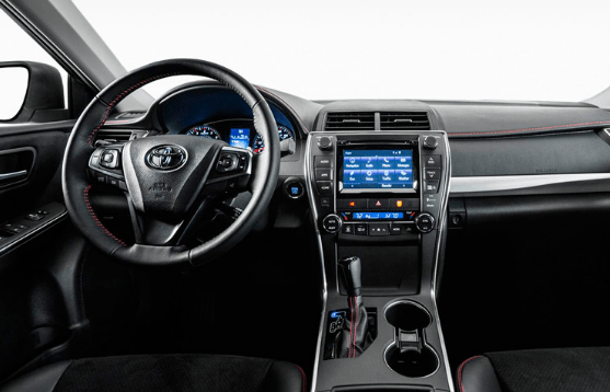 2017 Toyota Camry Interior and Redesign