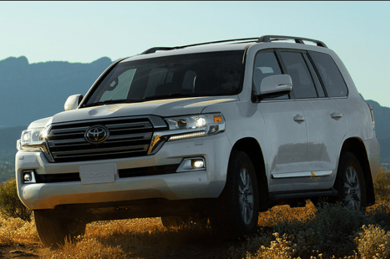 2017 Toyota Land Cruiser Owners Manual and Concept