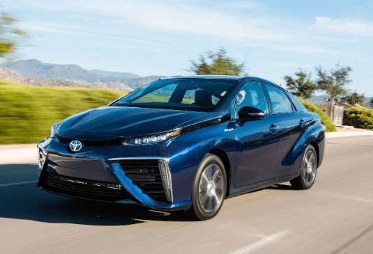 2017 Toyota Mirai Owners Manual and Concept
