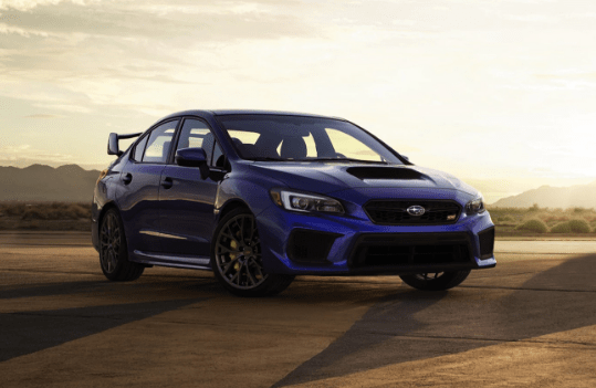 2018 Subaru WRX Owners Manual and Concept