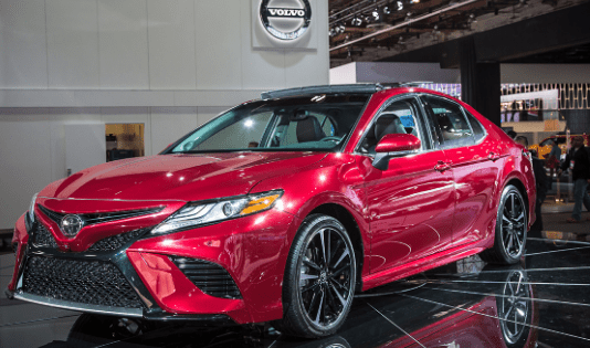 2018 Toyota Camry Owners Manual and Concept