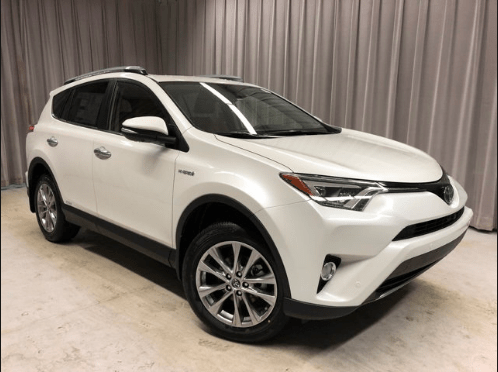 2018 Toyota RAV4 Hybrid Owners Manual and Concept