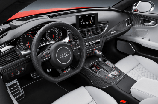 2015 Audi RS7 Interior and Redesign