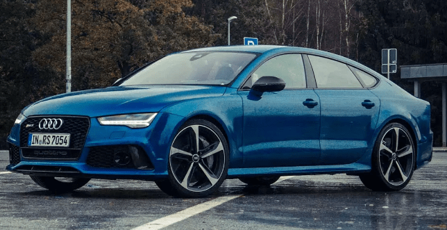 2015 Audi RS7 Owners Manual and Concept