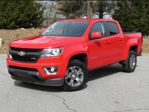 2015 Chevrolet Colorado Owners Manual and Concept