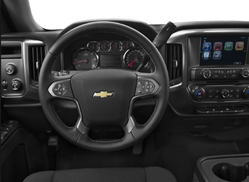 2015 Chevrolet Silverado 1500 Interior and Redesign