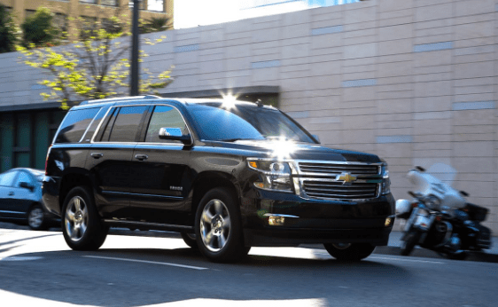 2015 Chevrolet Tahoe Owners Manual and Concept