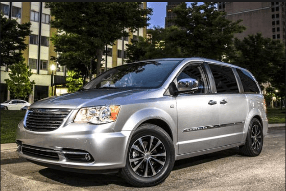 2015 Chrysler Town & Country Owners Manual and Concept
