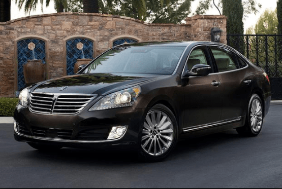2015 Hyundai Equus Owners Manual and Concept