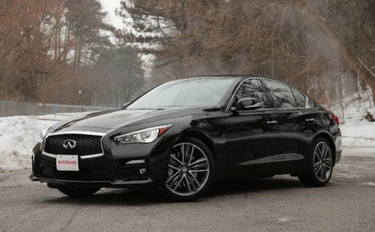 2015 Infiniti Q50 Hybrid Owners Manual and Concept