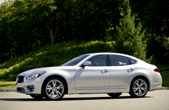 2015 Infiniti Q70 Owners Manual and Concept