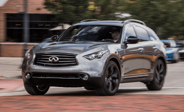 2015 Infiniti QX70 Owners Manual and Concept