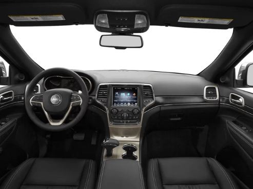 2015 Jeep Grand Cherokee Interior and Redesign