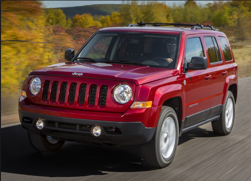 2015 Jeep Patriot Owners Manual and Concept