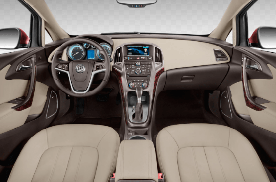 2016 Buick Verano Interior and Redesign