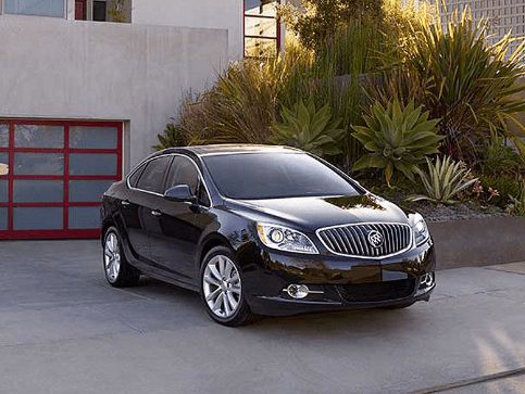 2016 Buick Verano Owners Manual and Concept