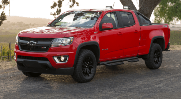 2016 Chevrolet Colorado Owners Manual and Concept