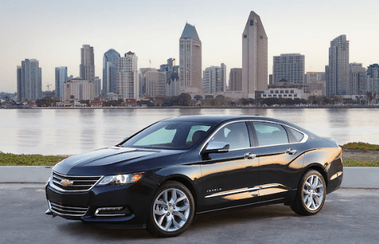 2016 Chevrolet Impala Owners Manual and Concept
