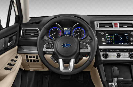 2016 Subaru Legacy Interior and Redesign