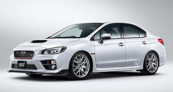 2016 Subaru WRX Owners Manual and Concept