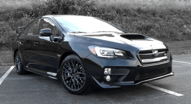 2016 Subaru WRX STI Owners Manual and Concept