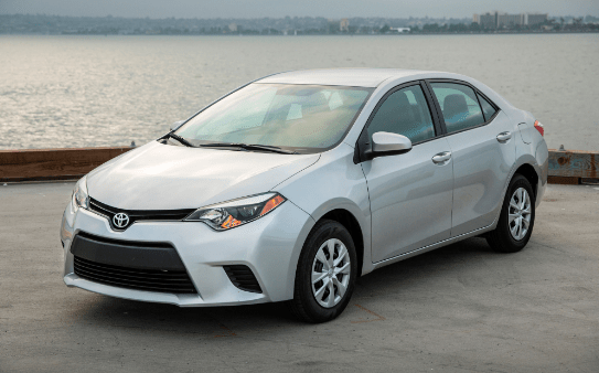 2016 Toyota Corolla Owners Manual and Concept