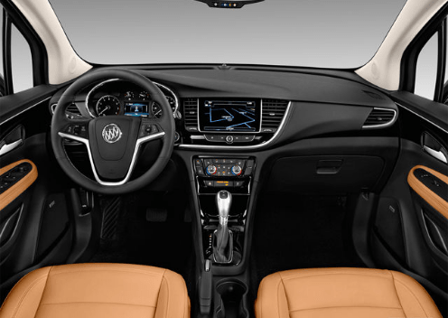 2017 Buick Encore Interior and Redesign