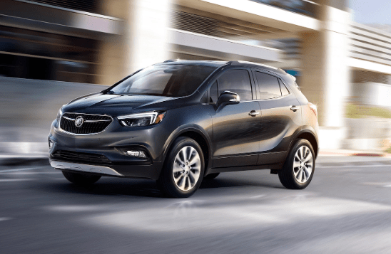 2017 Buick Encore Owners Manual and Concept