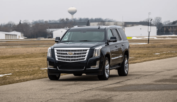 2017 Cadillac Escalade Owners Manual and Concept