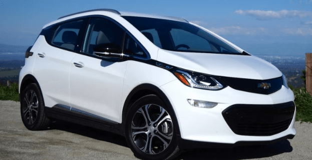 2017 Chevrolet Bolt EV Owners Manual and Concept