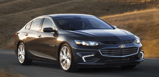 2017 Chevrolet Malibu Hybrid Owners Manual and Concept