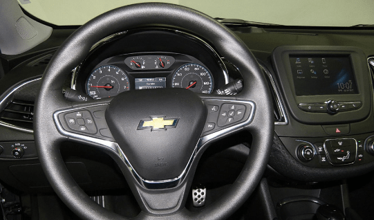 2017 Chevrolet Malibu Interior and Redesign