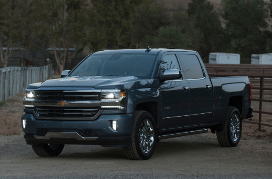 2017 Chevrolet Silverado 1500 Owners Manual and Concept