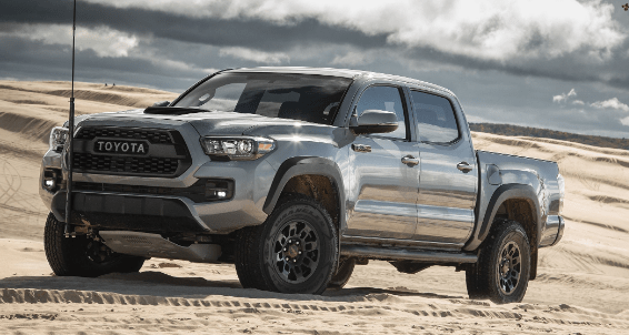 2017 Toyota Tacoma Owners Manual and Concept