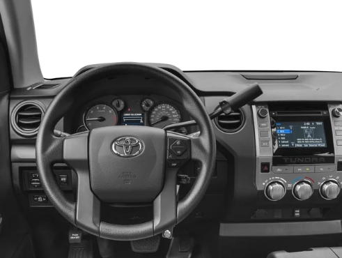 2017 Toyota Tundra Interior and Redesign