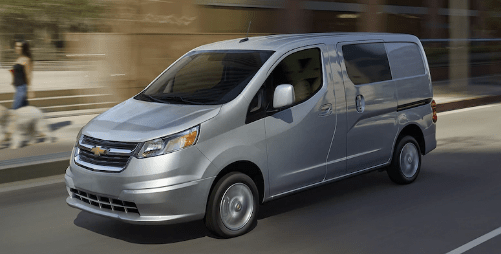 2018 Chevrolet City Express Owners Manual and Concept