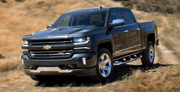 2018 Chevrolet Silverado 1500 Owners Manual and Concept