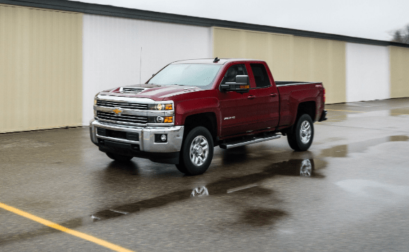 2018 Chevrolet Silverado 2500 Owners Manual and Concept