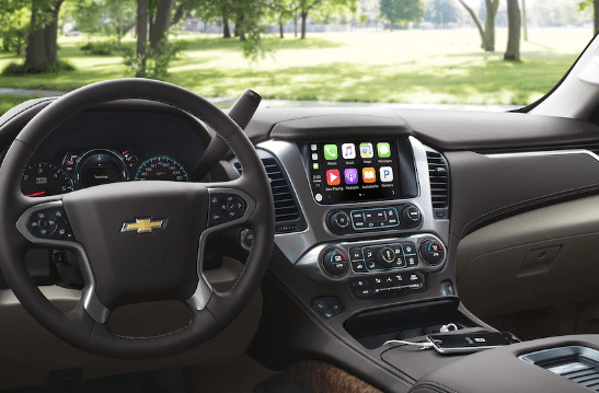2018 Chevrolet Tahoe Interior and Redesign