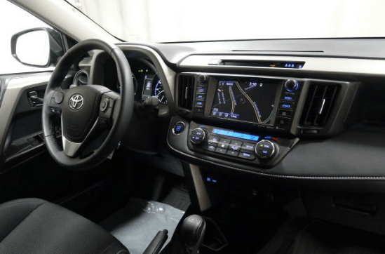 2018 Toyota RAV4 Interior and Redesign